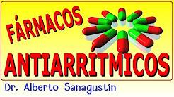 FÁRMACOS ANTIARRÍTMICOS: clasificación y mecanismos de acción #arritmias