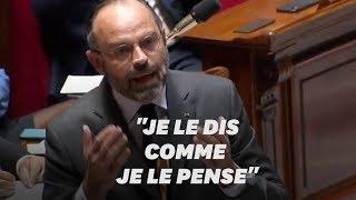 Gambar cover À l'Assemblée, Édouard Philippe s'emporte à l'évocation du Préfet de Paris