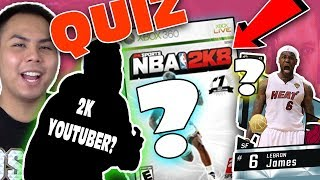 Only real nba 2k fans will pass these quizzes!