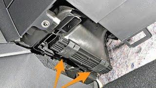 видео Как правильно менять воздушный фильтр автомобиля Фольксваген Поло