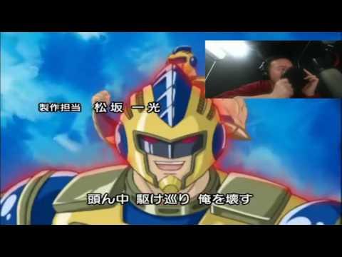 Kinnikuman Nisei - Hustle Muscle [キン肉マンⅡ世OP] cover (철사자) 박상원