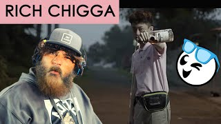 Download lagu My First Time Hearing!! Rich Brian - Dat $tick (Official Video) BUDDA SLIM REACTION