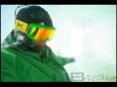 Mark Landvik is a Pimp Snowboard Video