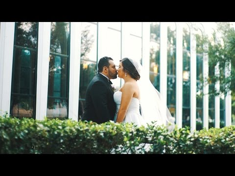 Dianna and Tino: Wedding Film at The University of Houston in Texas