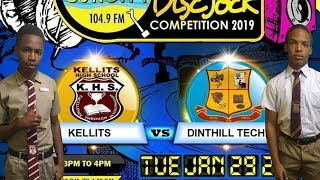KELLITS HIGH Vs DINTHILL TECH SUNCITY 104.9 HIGH SCHOOL DJ COMPETITION 2019