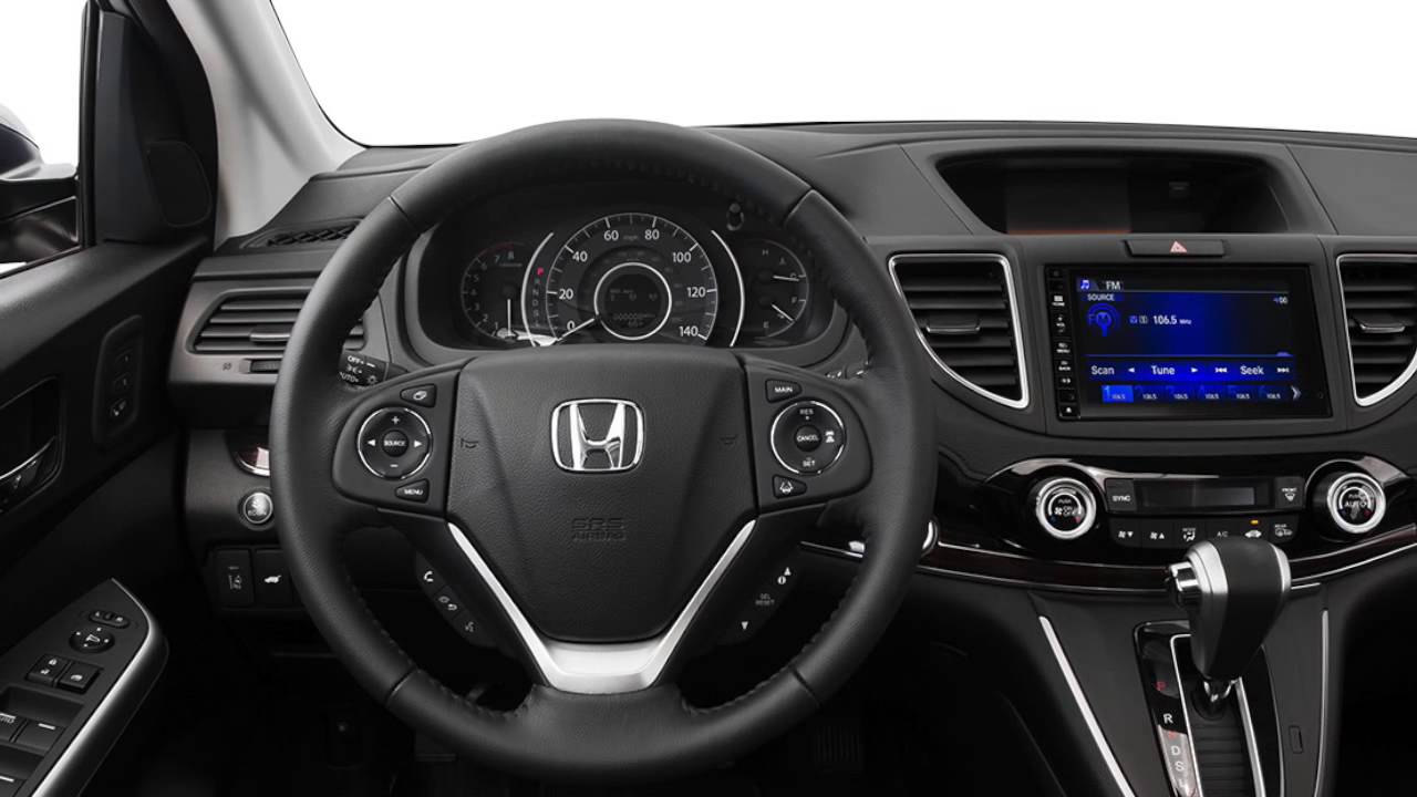 Exceptional 2016 Honda CR Vu0027s Satellite Linked Navigation In Bradenton   YouTube