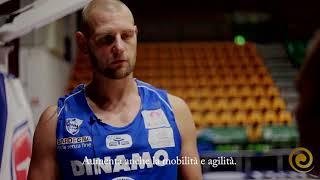 Auramat® Intervista Dinamo Basket Lydeka
