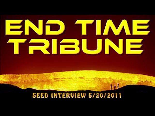 Discussing Nephilim and the Last Days on The End Time Tribune (5/20/11)