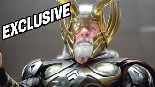 Loki And Odin Almost Looked Totally Different In The Marvel Films