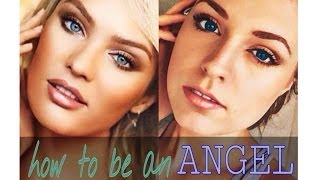 Candice Swanepoel Inspired Make-Up & Outfit Thumbnail