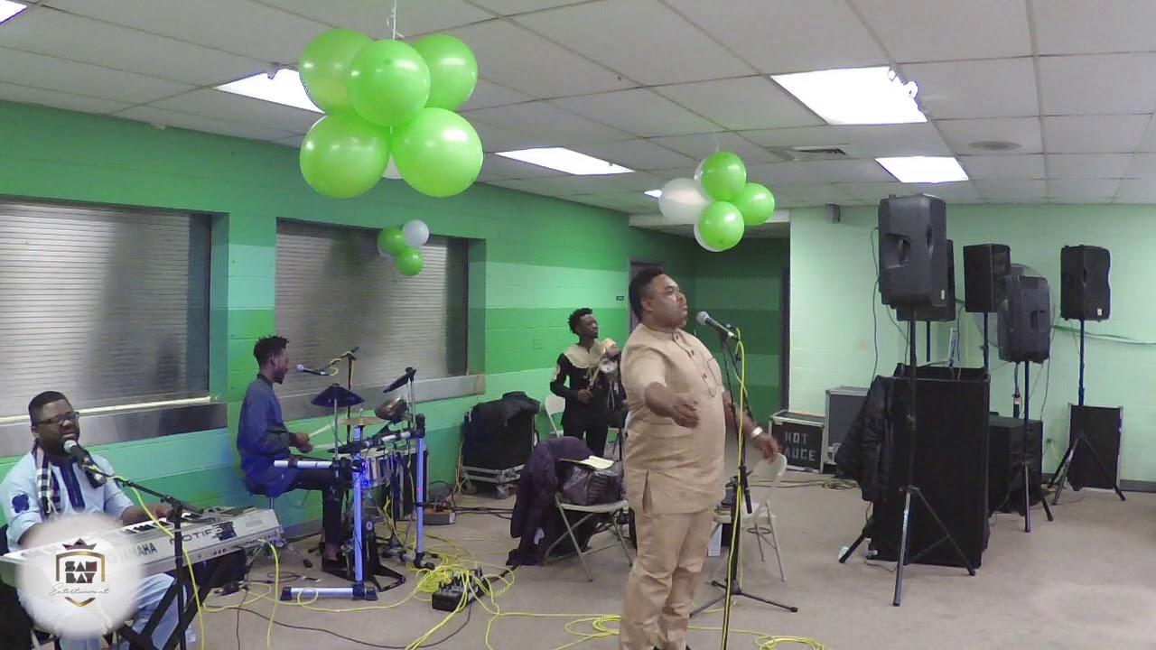 Download Alashe Sammy Jerry Live @ Naija Fest Chicago, IL 12/28/19