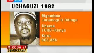Mikoba ya Demokrasia Nchini Kenya