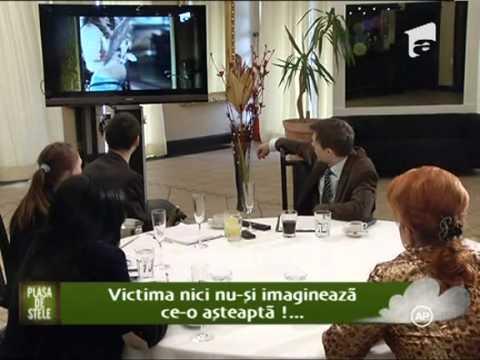 Plasa de stele 2012 - Maria Carneci, probleme din cauza WC ului