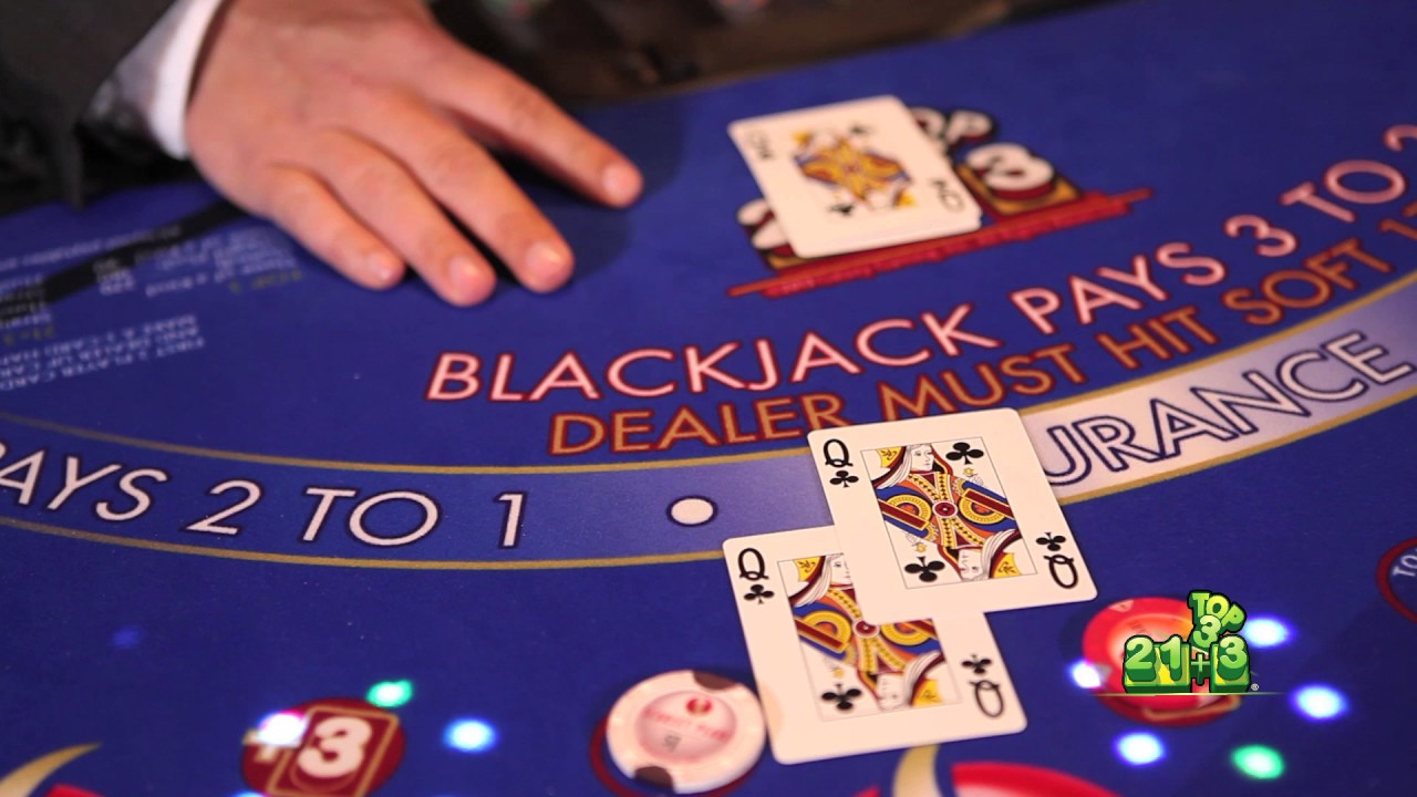 21+3 Blackjack