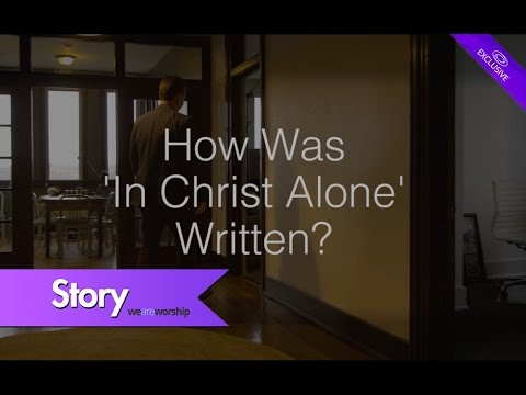 How Was In Christ Alone Written? | Official Interview |