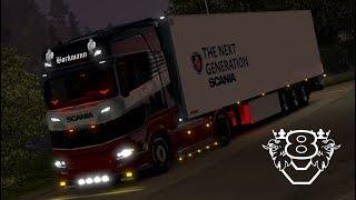 [ETS2 1.30] NextGen Scania Open Pipe [addon for Kriechbaum sound]