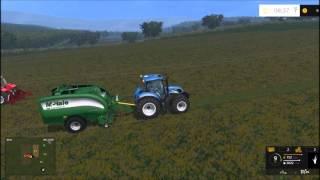 Farming Simulator 2015: Welsh Beef Farm V2 Ep.02