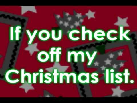 Taylor Swift - Santa Baby( + lyrics)