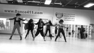 KIKI ELY CHOREOGRAPHY - NeYo SAY IT