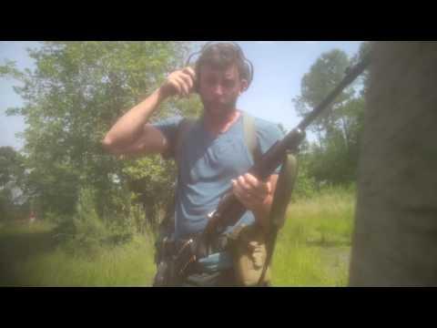 Gunsite scout rifle, rapid fire