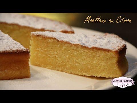 recette-de-gâteau-moelleux-au-citron