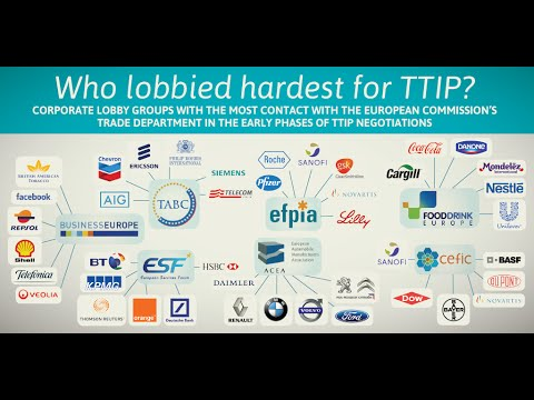 Transatlantic Trade and Investment Partnership (TTIP) -  A Wolf In Sheeps Clothing