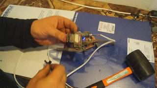 Ошибки P0441-P0446. Тест клапана продувки с помощью тестера. Новый проект.