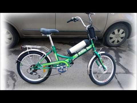 Электровелосипед Stels Pilot 450 - 750  МК 350вт