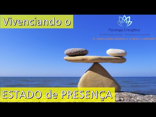EFTBrasil | Cultivando o Estado de Presença | Rafael Zen