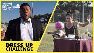 Freestyle Dress Up Challenge - Episode 1 - Freestyle Ultimate Battle