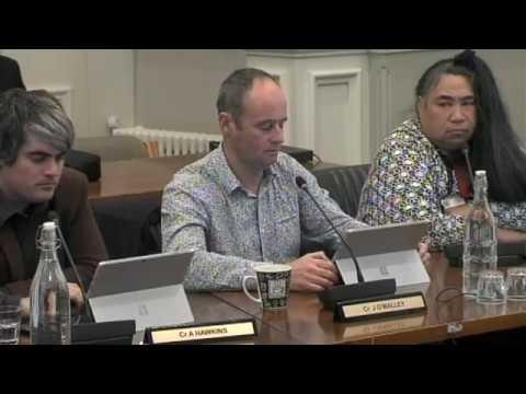 Dunedin City Council - Economic Development Committee - September 12 2017