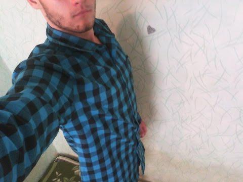 Рубашка в клетку с Aliexpress за 9$