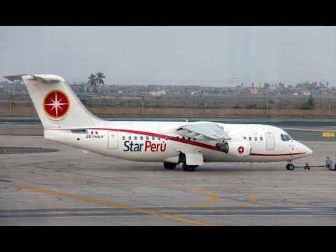 X-Plane11 IVAO | Testflight AN-148 Star Perú - Cusco(SPZO) to Tacna (SPTN)   [GER/ENG]