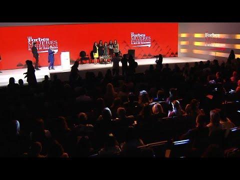 Foro Forbes Mujeres Poderosas 2017, el reto de trascender.
