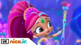 Shimmer and Shine | Oceans Collide | Nick Jr. UK