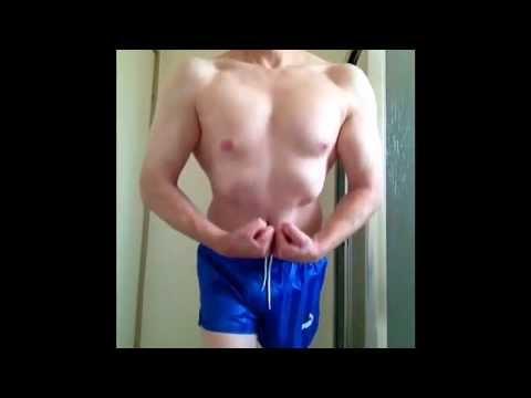 Shiny nylon video