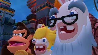 Mario + Rabbids - Donkey Kong Adventure DLC Walkthrough Part 8