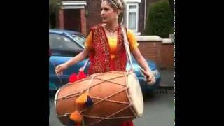 a pakistani girl with english song.mp4
