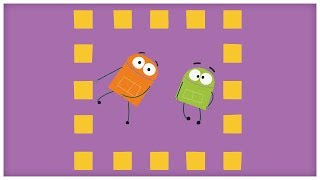"""Squares,"" Songs About Shapes by StoryBots"