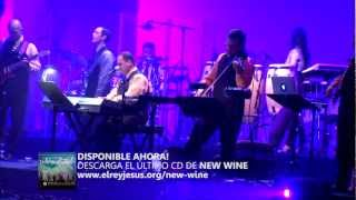 """New Wine - """"Movimiento de la Gloria"""" - Un Encuentro Sobrenat..."""