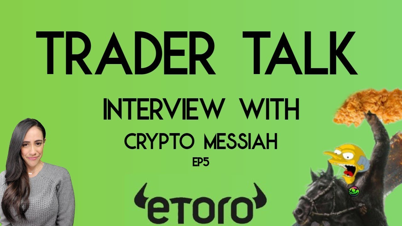 Trader Talk Episode 5  with Crypto Messiah - How not get REKT GEM HUNTING