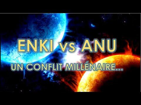 ENKI vs ANU : UN CONFLIT IDÉOLOGIQUE MULTI-MILLÉNAIRE, DEUX MONDES DIAMÉTRALEMENT OPPOSÉS... thumbnail