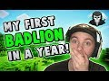 MY FIRST BADLION UHC IN OVER A YEAR!