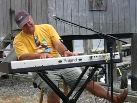 Piano Man John Barillaro_Bo Jangles at Debras Key West Cafe-Port Republic NJ.AVI