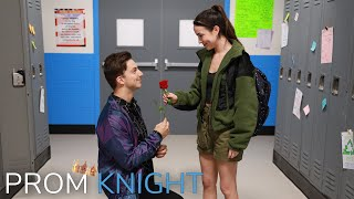 She Said YES! - Prom Knight Episode 2 - Merrell Twins