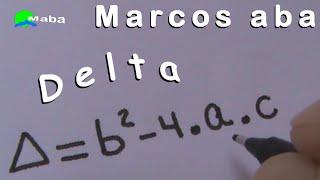 Delta - Aprenda a calcular