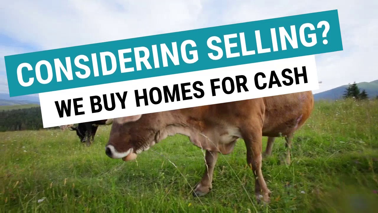 Time to moooove? Sell Your Home Fast For Cash in Utah