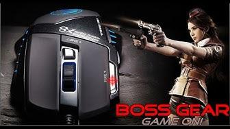 Đập hộp và Review Chuột Gaming Microwave X8-Có thể thay tạ ( Gaming mouse Microwave X8)
