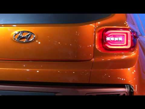 Top Five Cars at India Auto Show