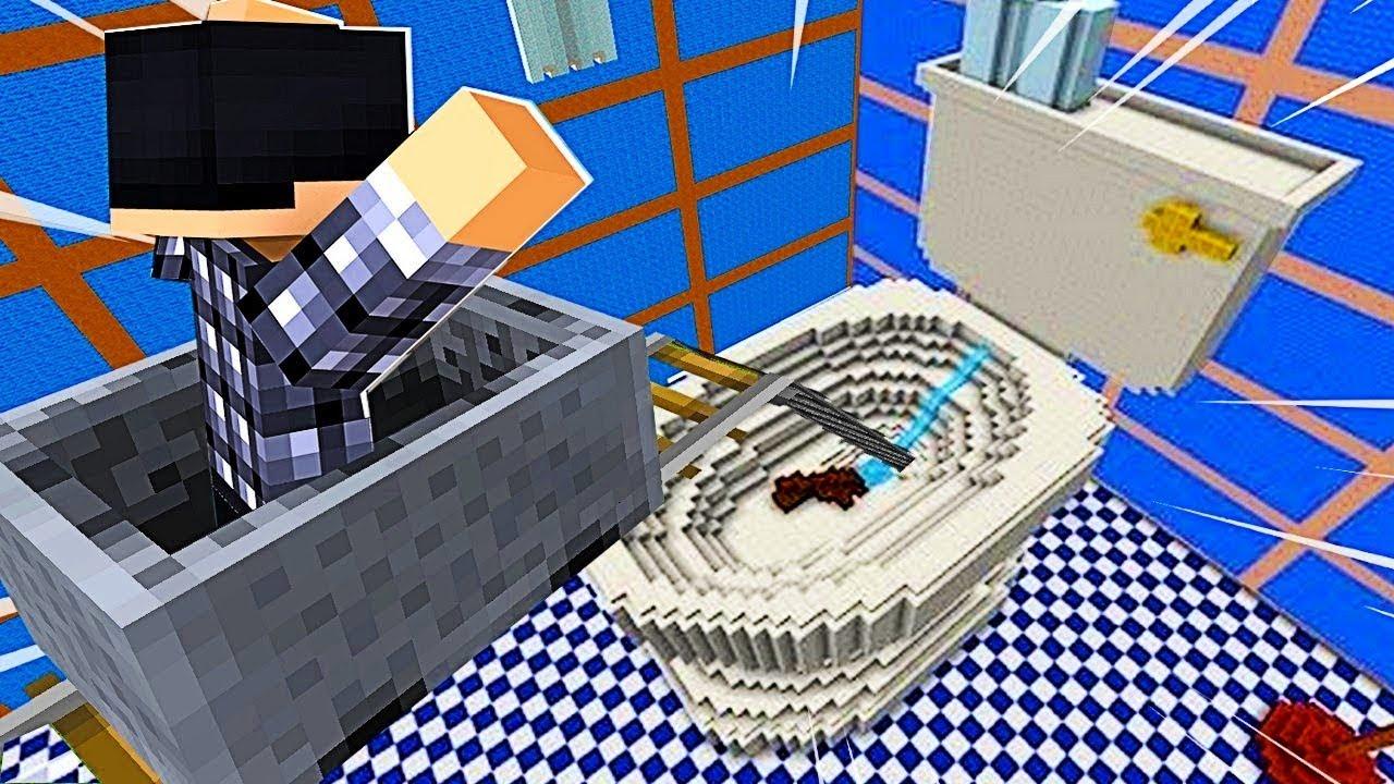 Download UNE ATTRACTION DANS LES TOILETTES ?!   Minecraft !